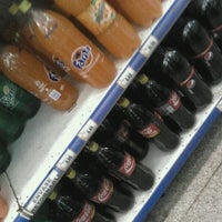 Photo taken at Supermercado Emilio Luque by Vale C. on 12/11/2012