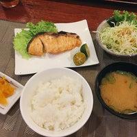 Photo taken at Jyukai Japanese Restaurant by Chris U. on 2/3/2017