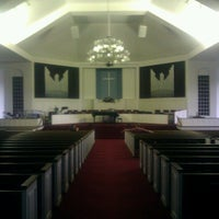 Photo taken at Karl Road Baptist Church by Aaron J. on 1/13/2013