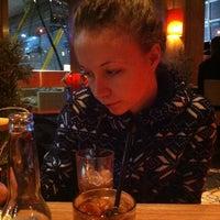 Photo taken at Bebidas by Dimitar P. on 1/9/2013