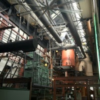 Photo taken at Steam Plant Grill by Joming L. on 11/1/2012