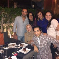 Photo taken at Grand Cafe by Mohamed S. on 11/11/2013