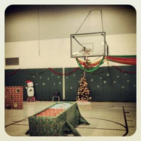 Photo taken at Old First Ward Community Center by Angela Z. on 12/8/2012