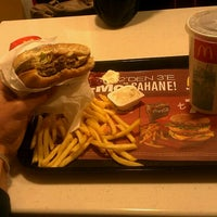 Photo taken at McDonald's by Samet D. on 1/7/2013