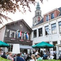 Photo taken at Stadscafé-Restaurant 't Feithhuis by Stadscafé-Restaurant 't Feithhuis on 3/28/2017