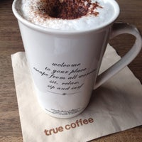 Photo taken at True Coffee by Kristina on 2/13/2015