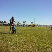 Photo taken at Parque de los Niños by Maxi G. on 4/21/2013