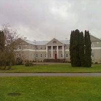 Photo taken at Pastendes Pamatskola by Sanjox on 11/15/2012