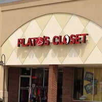 Photo taken at Plato's Closet by Ashley G. on 4/15/2013