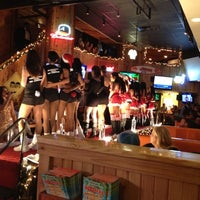 Photo taken at Hooters by Nyck B. on 12/19/2012