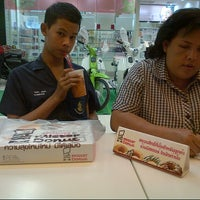 Photo taken at Mister Donut by Chatchai Y. on 1/14/2013