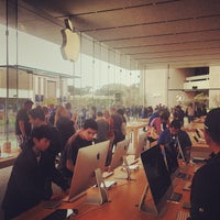 Photo taken at Apple Stanford by Colin P. on 9/21/2013