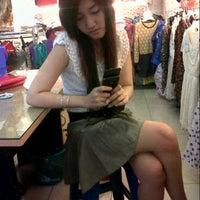 Photo taken at Binjai SUPERMALL by Kania K. on 11/2/2012