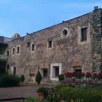 Foto tomada en Ex Convento de Churubusco por Michel C. el 1/13/2013