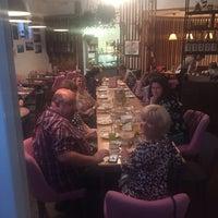 Снимок сделан в Corner Café & Kitchen пользователем Inga I. 8/10/2018