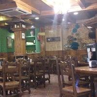 Photo taken at Taberna de Dionisos by Juan Jesus C. on 1/18/2013