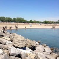 6/9/2013 tarihinde Laurie L.ziyaretçi tarafından Woodbine Beach'de çekilen fotoğraf