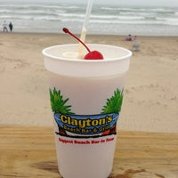 Photo taken at Clayton's Beach Bar And Grill by Bobby B. on 1/12/2013