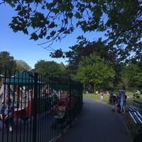 Photo taken at St Stephen's Green Playground by Marcia F. on 5/25/2017