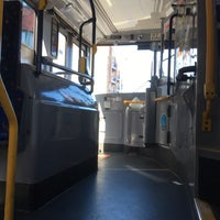 Photo taken at 25b Bus by Marcia F. on 5/3/2017