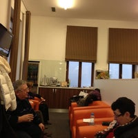 Photo taken at Business lounge by Екатерина С. on 11/25/2012