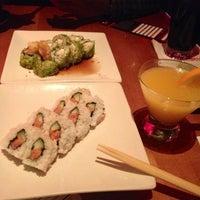 Photo taken at RA Sushi Bar Restaurant by Miranda M. on 12/21/2012