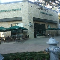 Photo taken at Starbucks by Trey A. on 11/4/2012