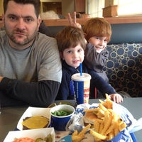 Photo taken at Culver's by Jamie F. on 4/6/2014