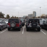 Photo taken at North Parking Lot by Scott B. on 11/27/2012