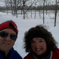 Photo taken at Lake Farm Park by Michele M. on 1/5/2013