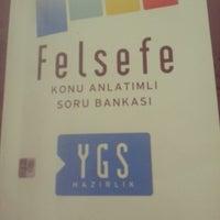 Photo taken at Fen Bilimleri Dershanesi Özel by ..... on 7/28/2013