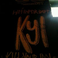 Photo taken at Kill Your Idol by Joshua R. on 11/26/2012