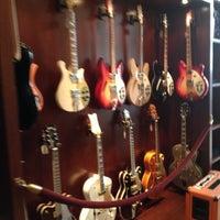 Photo taken at Rudy's Music Soho by Erik P. on 10/1/2012
