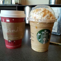 Photo taken at Starbucks by Jackie S. on 11/6/2012