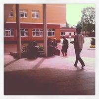 Photo taken at Ломоносовская школа № 5 by Sternly C. on 9/4/2013