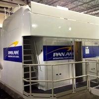 Photo taken at Pan Am Flight Academy (Aeroservice) by Laura Rojas on 5/19/2013