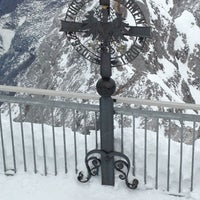 Photo taken at Zugspitze (2962m) by Jürgen P. on 3/28/2013