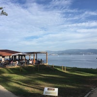 Foto scattata a Gassho Sanxenxo Lounge Bar-Café da Román M. il 9/16/2018