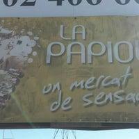 Photo taken at La Papiola by Xavier G. on 2/14/2016