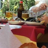 Photo taken at Ristorante Pizzeria Ramblas by Xavier G. on 7/1/2015