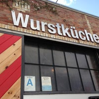 Photo taken at Wurstküche by Garrett V. on 11/10/2012
