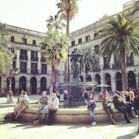 Foto tomada en Plaza Real por Mark A. el 3/21/2013