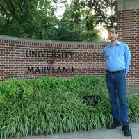 Photo taken at University of Maryland by Marc S. on 7/30/2013