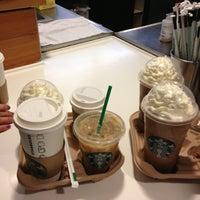 Photo taken at Starbucks by Miha W. on 1/15/2013