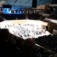 Photo taken at Glasgow Royal Concert Hall by Sharito on 11/30/2012