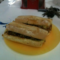 Photo taken at Tortas Don Omar by Eduardo Q. on 2/22/2013