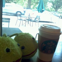 Photo taken at Starbucks by 真綾 on 9/1/2013
