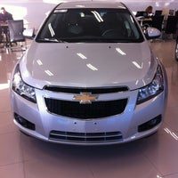 Photo taken at Uvel Veículos - Chevrolet by Matheus M. on 7/16/2013