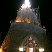 Photo taken at Notre Dame du Liban Harissa by jamal t. on 6/8/2013