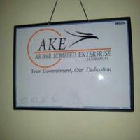Photo taken at ARBAR KOMITED ENTERPRISE by Warung K. on 11/24/2012
